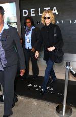 MEG RYAN at Los Angeles International Airport 05/01/2016