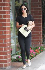 MEGAN FOX Out and About in Los Angeles 05/13/2016
