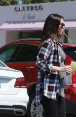 MEGAN FOX Out and About in Malibu 05/27/2016