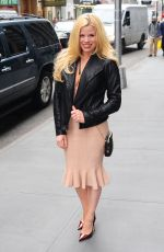 MEGAN HILTY Out and About in New York 05/10/2016