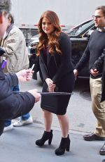 MEGHAN TRAINOR Out and About in New York 05/10/2016