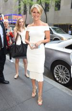 MEGYN KELLY Out in New York 05/12/2016