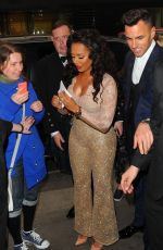 MELANIE BROWN at British LGBT Awards 2016 in London 05/13/2016