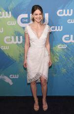 MELISSA BENOIST at 2015 CW Upfront in New York 05/19/2016