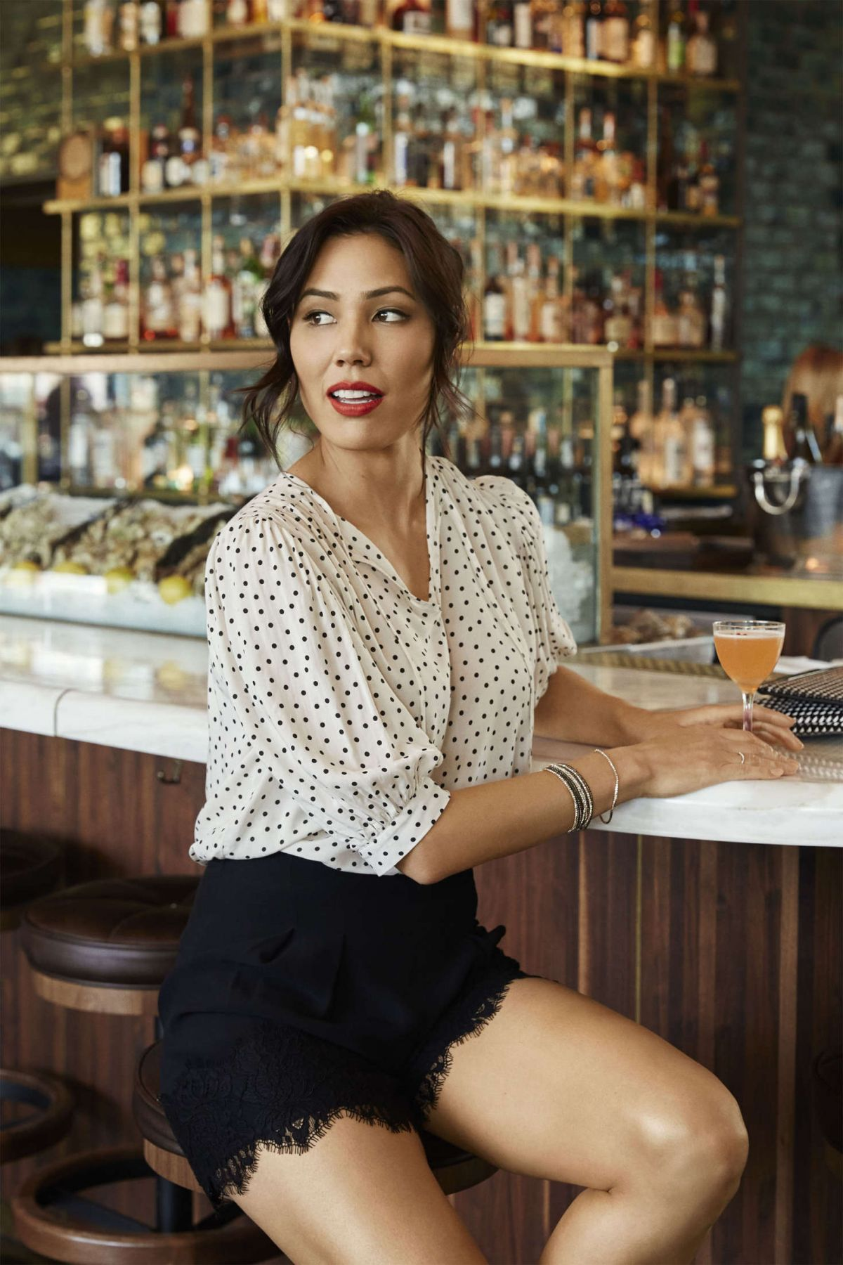 MICHAELA CONLIN in Good Housekeeping, June 2016
