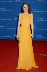 MICHELLE DOCKERY at White House Correspondents' Dinner in Washington 04/30/2016