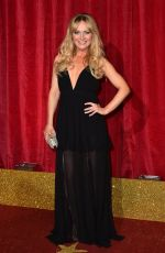 MICHELLE HARDWICK at British Soap Awards 2016 in London 05/28/2016