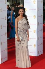 MICHELLE KEEGAN at House of Fraser British Academy Television Awards 05/08/2016