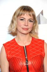 MICHELLE WILLIAMS at 82nd Annual Drama League Awards in New York 05/20/2016