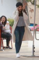 MILA KUNIS Out and About in Los Angeles 05/31/2016