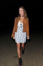 MILLIE MACKINTOSH Leaves Derpentine Lido in London 05/11/2016