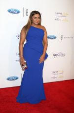 MINDY KALING at 41st Annual Gracie Awards Gala in Beverly Hills 05/24/2016