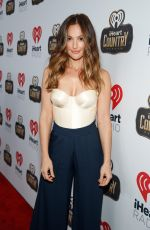MINKA KELLY at iheartcountry Festival in Austin 04/30/2016