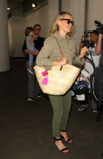 MIOLLY SIMS at LAX Airport in Los Angeles 05/24/2016