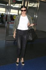 MIRANDA KERR at JFK Airport in New York 05/25/2016