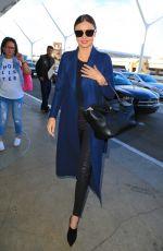 MIRANDA KERR at LAX Airport in Los Angeles 05/20/2016
