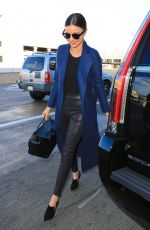 MIRANDA KERR at LAX Airport in Los Angeles 05/20/2016