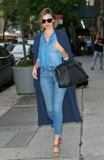 MIRANDA KERR Out and About in New York 05/24/2016
