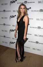 MISCHA BARTON at 8th Annual Paradis at 69th Annual Cannes Film Festival 05/15/2016