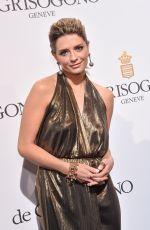 MISCHA BARTON at De Grisogono Party at Cannes Film Festival 05/17/2016