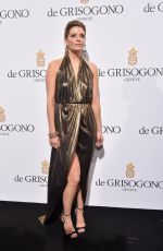 MISCHA BARTON at De Grisogono Party at Cannes Film Festival 05/17/2016