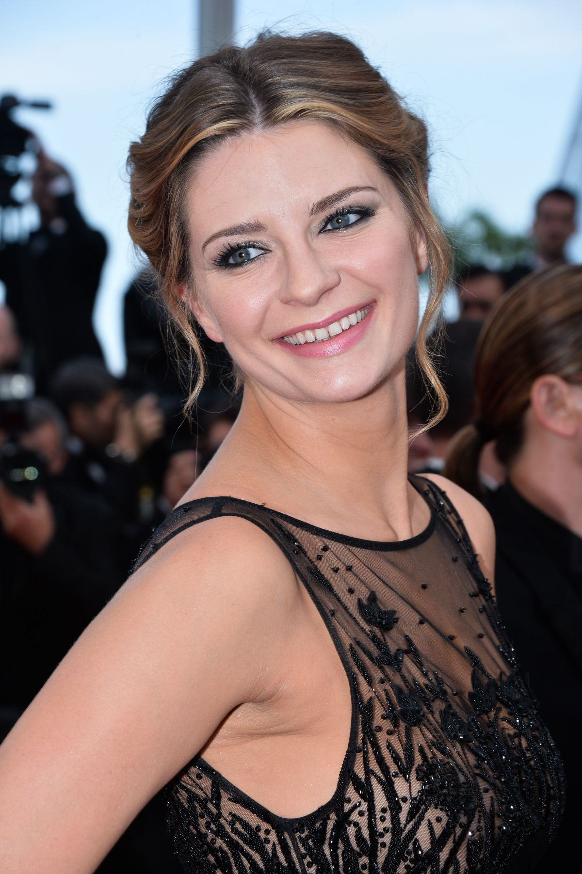 MISCHA BARTON at Loving Premiere at 2016 Cannes Film Festival 05/16 ...