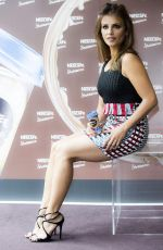 MONICA CRUZ at Nescafe Shakissimo Photocall in Madrid 05/12/2016