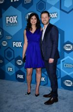 MORENA BACCARIN at Fox Network 2016 Upfront Presentation in New York 05/16/2016