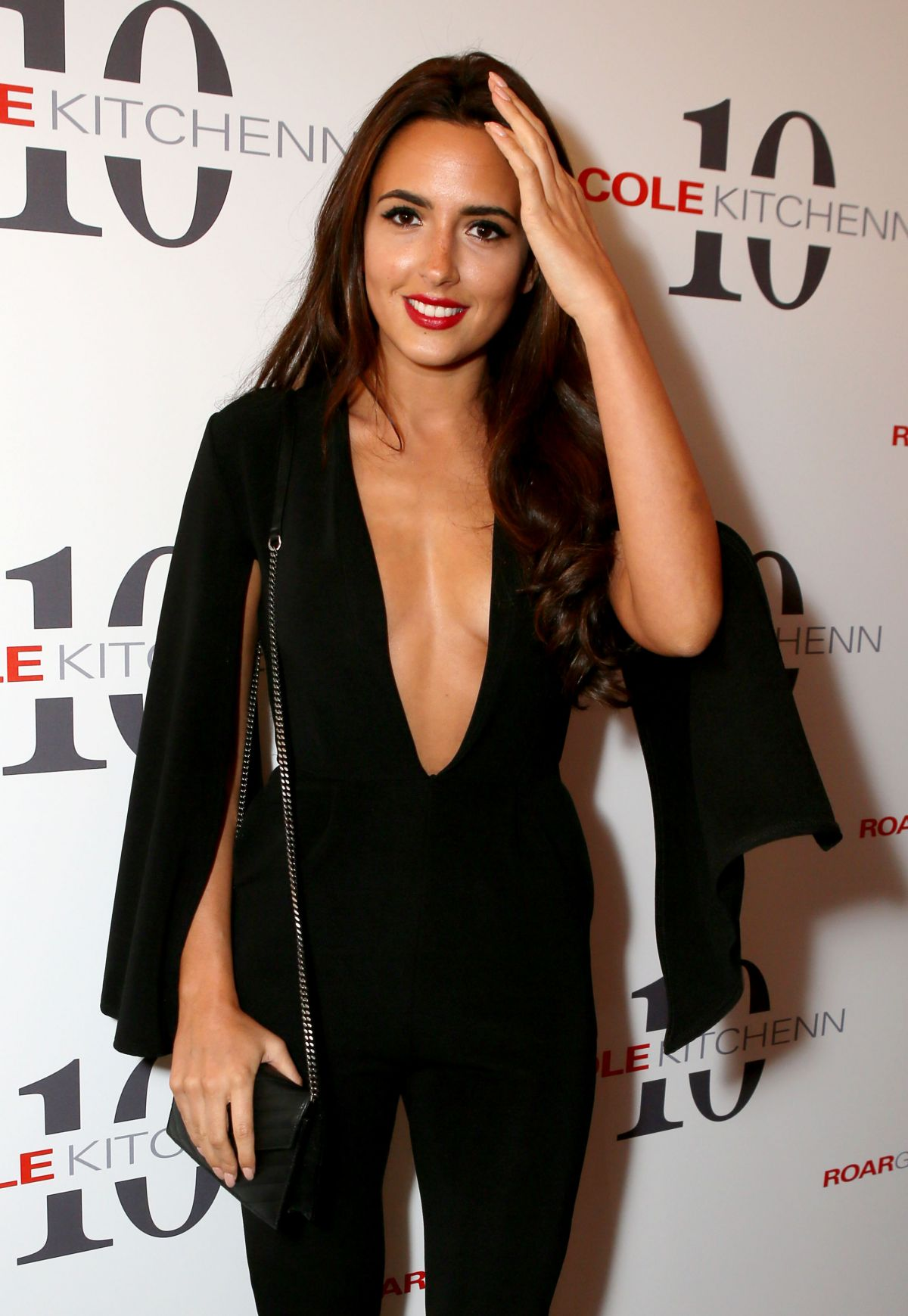 NADIA FORDE at Party to Celebrate 10 Years of Cole Kitchenn Personal Management in London 05/05/2016