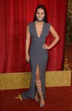 NADINE MULKERRIN at British Soap Awards 2016 in London 05/28/2016