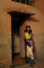 NAOMI CAMPBELL by Zee Nunes Photoshoot