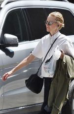 NAOMI WATTS Out and About in New York 05/20/2016