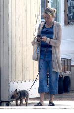 NAOMI WATTS Walks Her Dog at Malibu Pier 05/01/2016