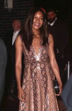NAOMIE HARRIS at Met Gala After-party in New York 05/02/2016