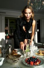 NATASHA POLY by Cedric Buchet for Sunday Times Style