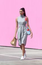 NEELAM GILL Out and About in Los Angeles 05/14/2016