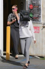 NICOLE RICHIE and CAMERON DIAZ at Rodeo Nail and Spa in West Hollywood 05/20/2016