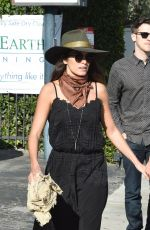 NIKKI REED at Gracias Madre in West Hollywood 05/12/2016