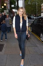 OLIVIA COX at Aya Silk Launch Party in London 05/20/2016