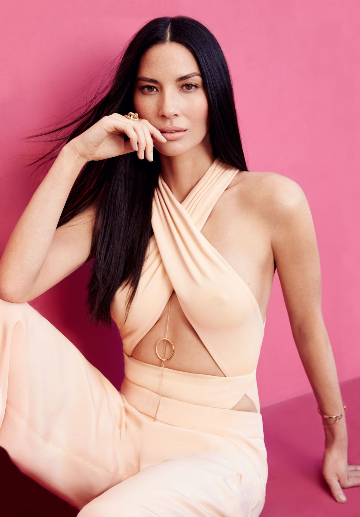 OLIVIA MUNN for Fashion Magazine by Max Abadian