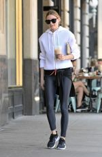 OLIVIA PALERMO Out in New York 05/28/2016