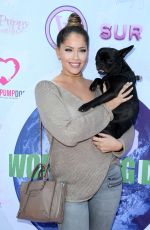 OLIVIA PIERSON at World Dog Day Celebration in West Hollywood 05/22/2016