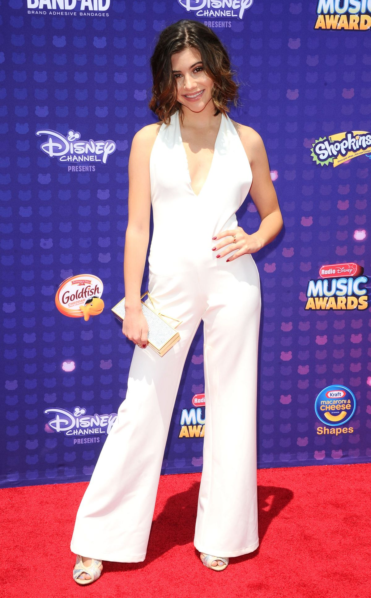 OLIVIA STUCK at 2016 Radio Disney Music Awards in Los Angeles 04/30/2016