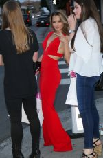 PARIS BERELC at Jovani Los Angeles Store Opening Celebration in West Hollywood 05/24/2016