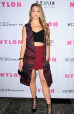 PARIS BERELC at Nylon Young Hollywood Party in West Hollywood 05/12/2016