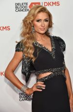 PARIS HILTON at 10th Annual Delete Blood Cancer dkms Gala in New York 05/05/2016
