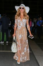 PARIS HILTON at LAX Airport in Los Angeles 05/13/2016