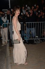 PAZ VEGA at Vanity Fair Chanel Dinner in Cannes 05/12/2016