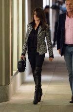 PENELOPE CRUZ Arrives at Her Hotel in New York 05/21/2016