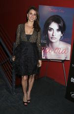 "PENELOPE CRUZ at Cinema Society Screening of ""Ma Ma"" in New York 05/24/2016"